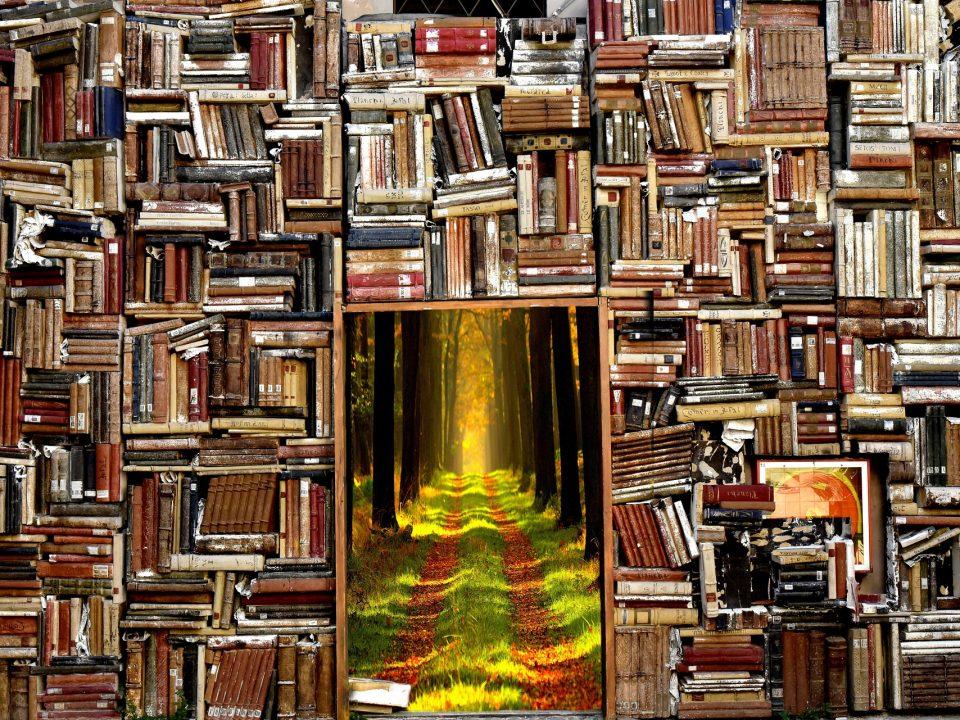 روايات أدب الخيال العلمي