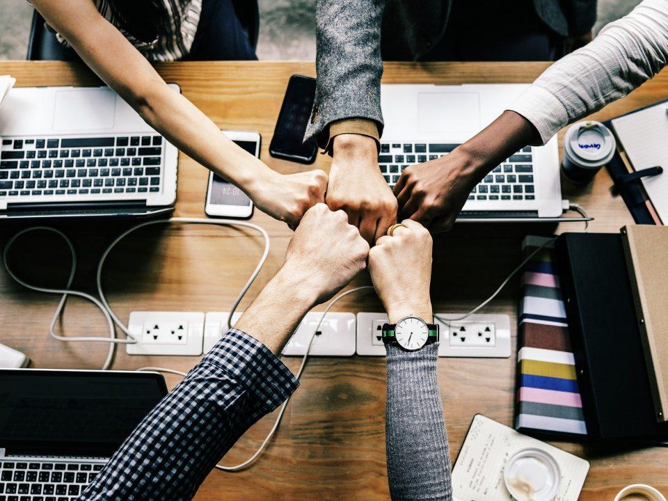 خمسة مفاتيح لتشكيل فريق عمل ناجح