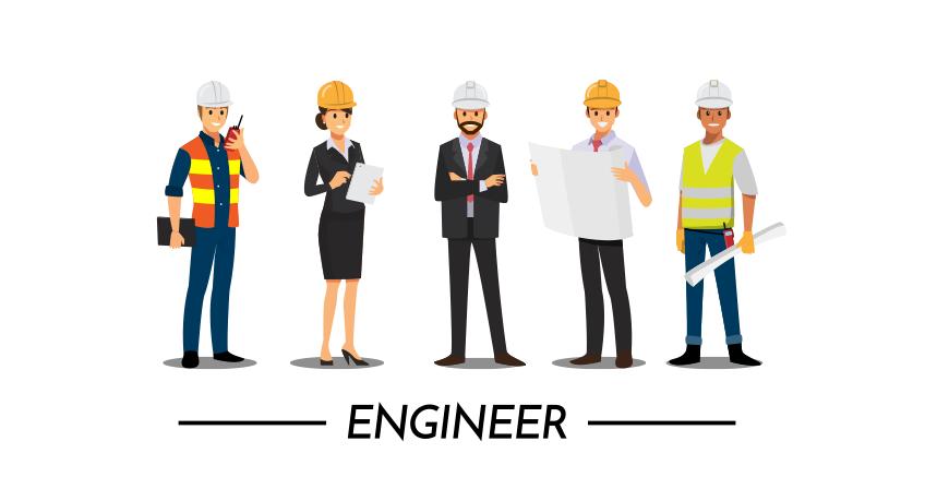 مهنة المهندس ومجالات عمله وأهمية دوره في المجتمع