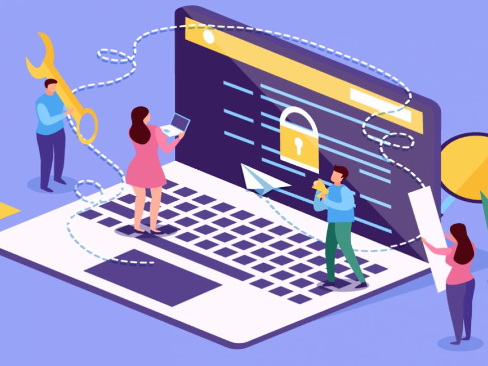مستقبل العمل في الأمن الإلكتروني