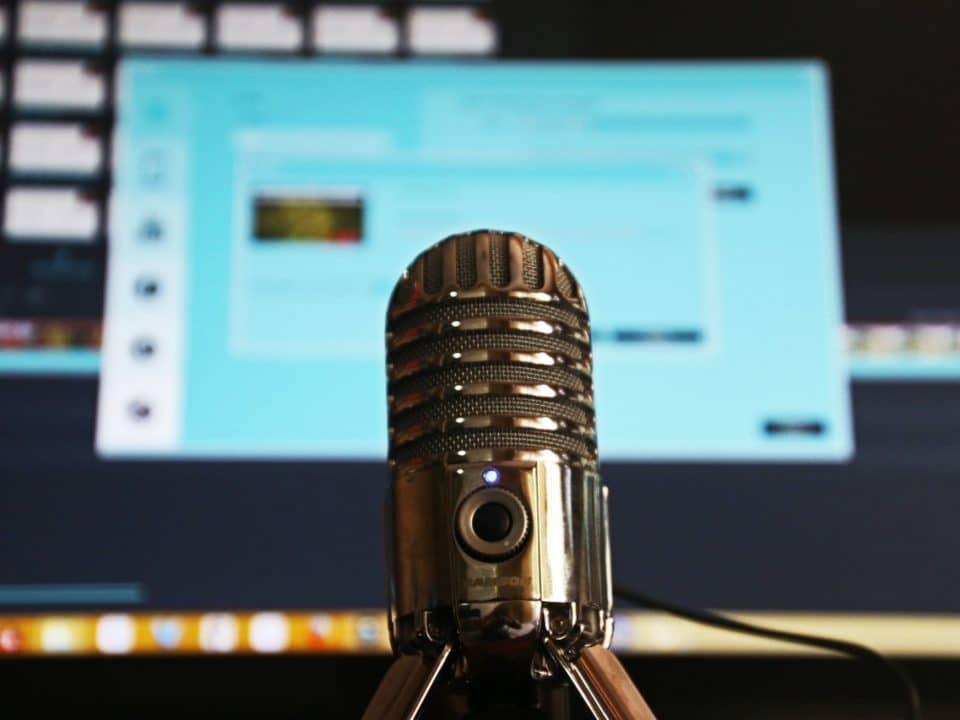 تدوين صوتي Podcasting